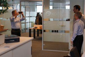 XeniT Founders & John Newton Co-Founder of Alfresco
