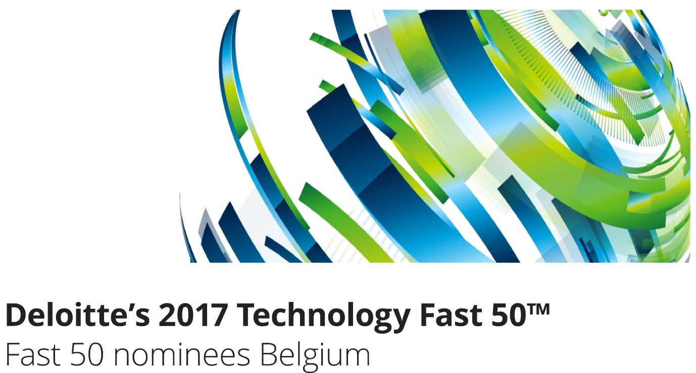 XeniT 50 fastest growing companies Belgium