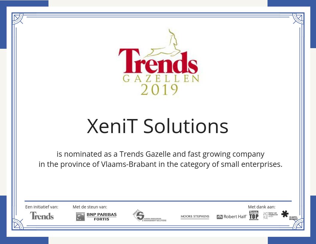 Trends Gazellen 2019